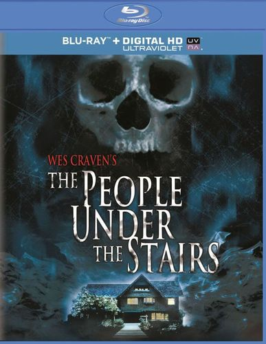 The People Under the Stairs [Includes Digital Copy] [UltraViolet] [Blu-ray] [1991] 25369237