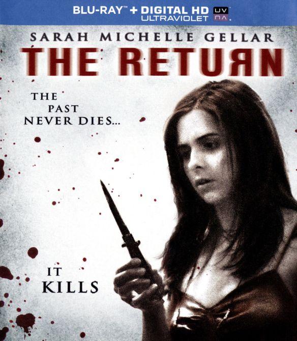 The Return [Includes Digital Copy] [UltraViolet] [Blu-ray] [2006] 25369255