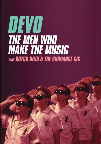 Men Who Make the Music/Butch Devo & The Sundance [DVD]