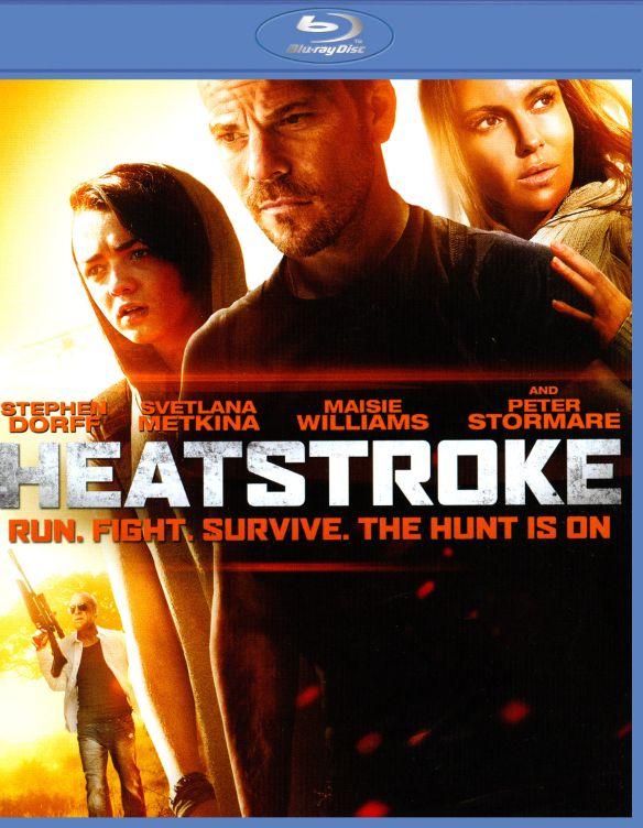 Heatstroke [Blu-ray] [2014] 25373407