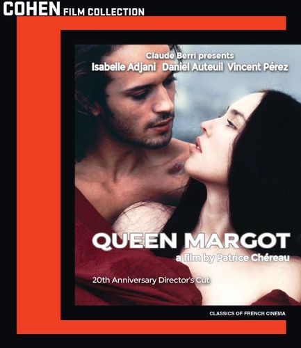 Queen Margot [20th Anniversary Director's Cut] [Blu-ray] [1994] 25375949