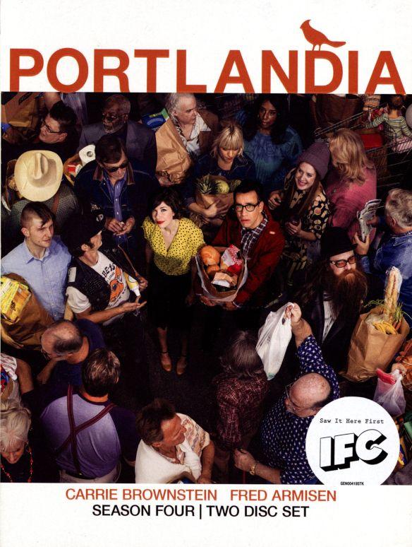 Portlandia: Season Four [2 Discs] [DVD] 25376134