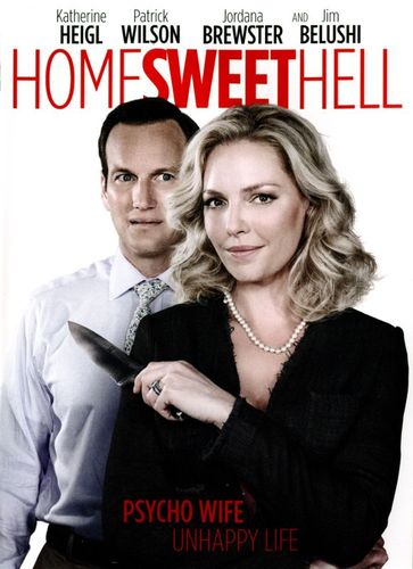 Home Sweet Hell [DVD] [2015] 25377284