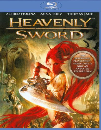 Heavenly Sword [Blu-ray] [2014] 25405257