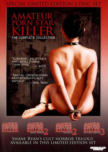 Amateur Porn Star Killer: The Complete Collection [2 Discs] [DVD] 25415111