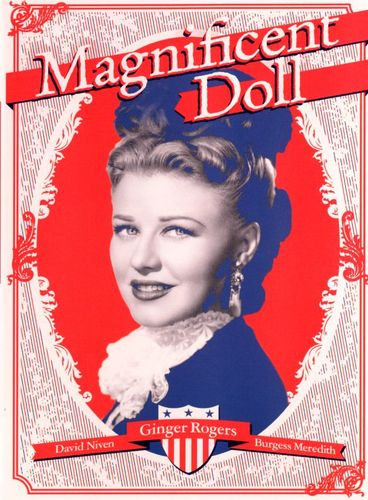 Magnificent Doll [DVD] [1946] 25415376