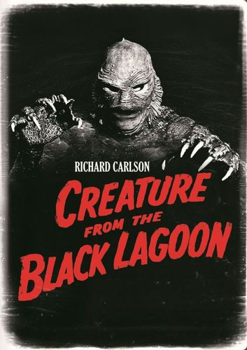 The Creature from the Black Lagoon [DVD] [1954] 25418531