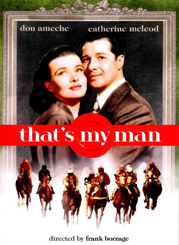 That's My Man [DVD] [1947] 25422879