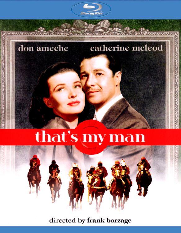 That's My Man [Blu-ray] [1947] 25422888