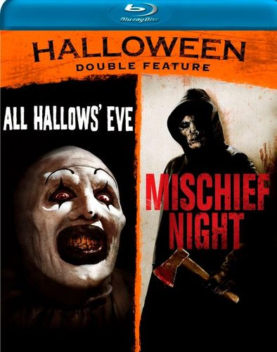 Halloween Double Feature: All Hallows' Eve/Mischief Night [Blu-ray] 25430594