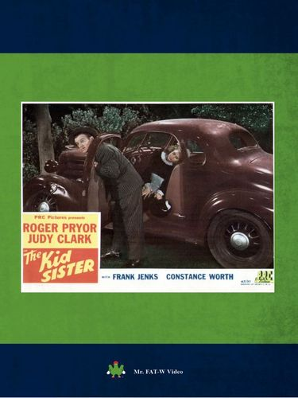 The Kid Sister [DVD] [1945] 25433238