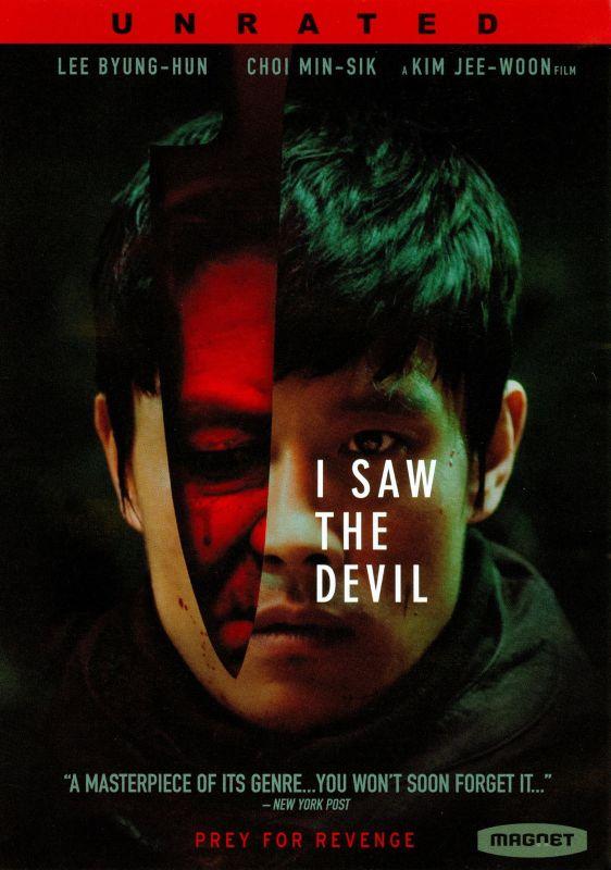I Saw the Devil [DVD] [2010] 2543722