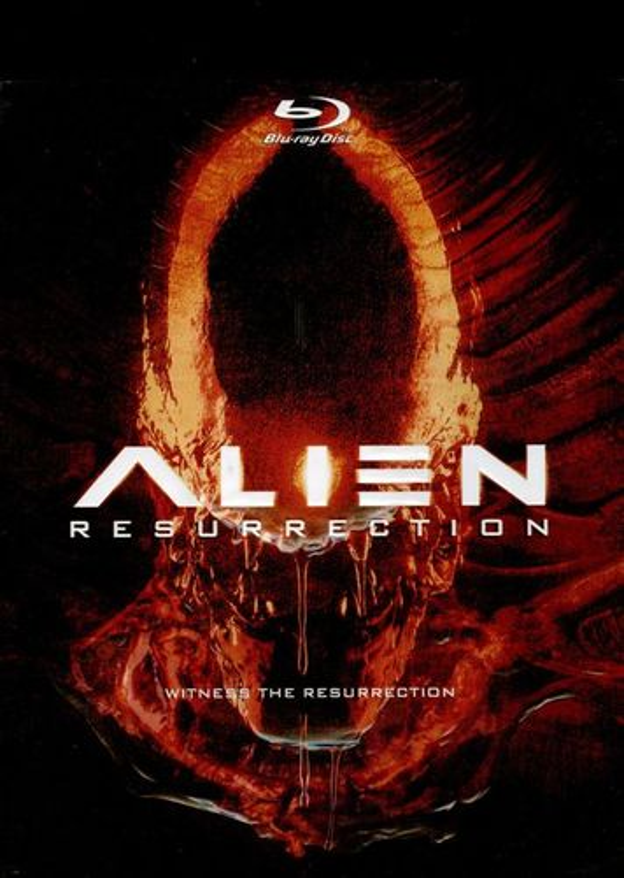 Alien: Resurrection [Blu-ray] [1997] 2544093