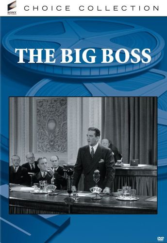 The Big Boss [DVD] [1941] 25444242