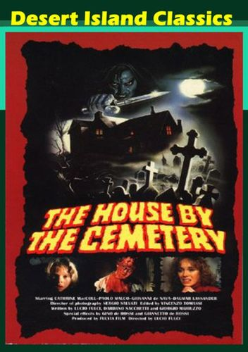 House by the Cemetery [DVD] [1981] 25447116