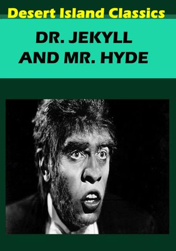 Dr. Jekyll and Mr. Hyde [DVD] [1920] 25447739