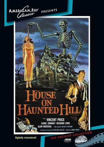 House on Haunted Hill [DVD] [1958] 25490734
