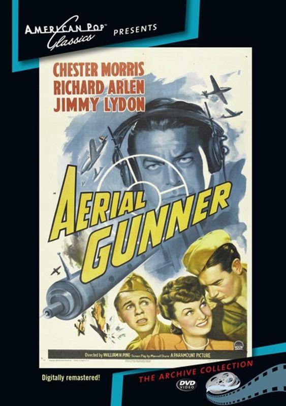 Aerial Gunner [DVD] [1943] 25493328