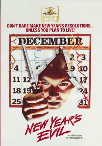 New Year's Evil [DVD] [1980] 25494066