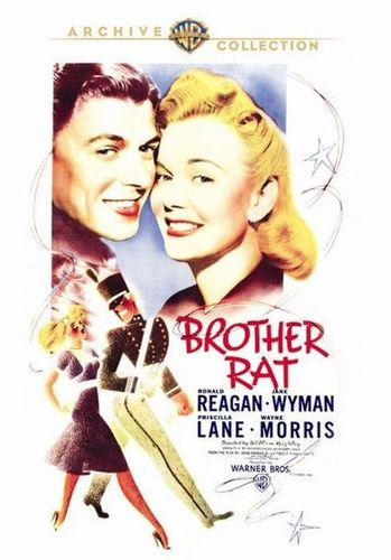 Brother Rat [DVD] [1938] 25494749