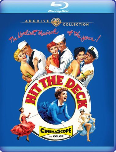 Hit the Deck [Blu-ray] [1955] 25495001