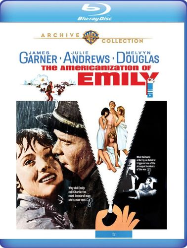 The Americanization of Emily [Blu-ray] [1964] 25495294