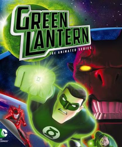 Green Lantern: The Animated Series - Season 1 [Blu-ray] 25495308