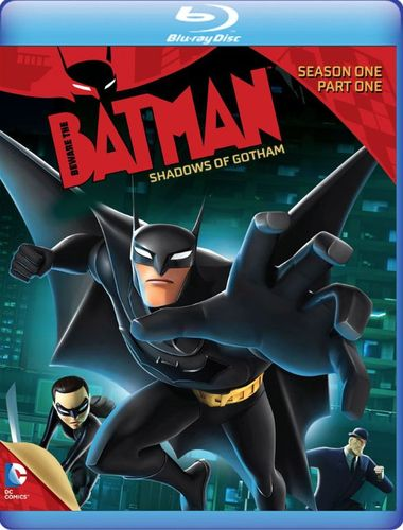 Beware the Batman: Shadows of Gotham - Season One, Part One [Blu-ray] 25495839