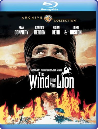 The Wind and the Lion [Blu-ray] [1975] 25496485