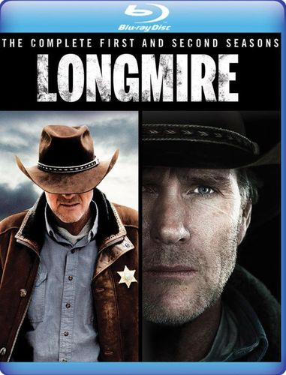 Longmire: Seasons 1 and 2 [Blu-ray] 25497063