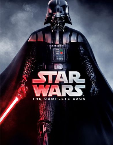 Star Wars: The Complete Saga [Blu-ray] 2550164
