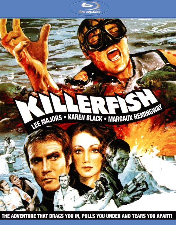 Killer Fish [Blu-ray] [1979] 25532247