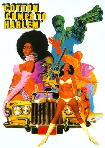 Cotton Comes to Harlem [DVD] [1970] 25532519
