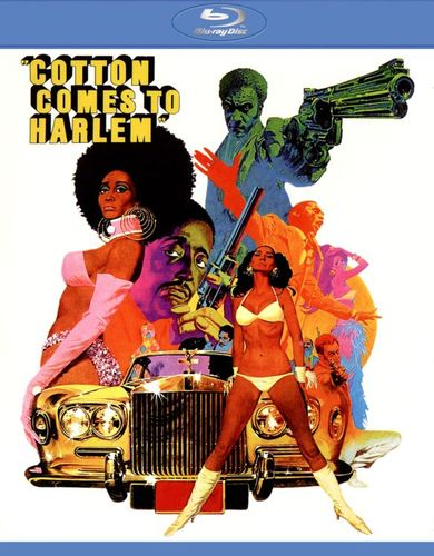 Cotton Comes to Harlem [Blu-ray] [1970] 25532528