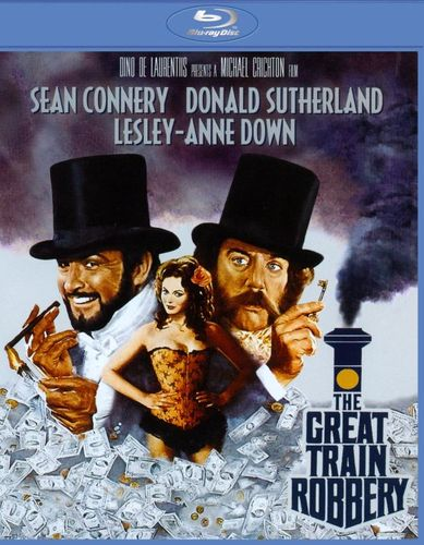 The Great Train Robbery [Blu-ray] [1979] 25532546