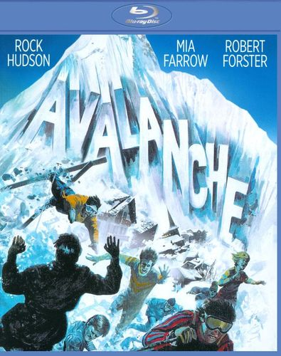 Avalanche [Blu-ray] [1978] 25532582