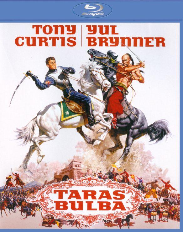 Taras Bulba [Blu-ray] [1962] 25532791