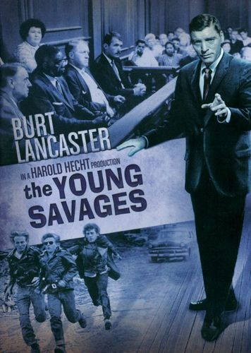 The Young Savages [DVD] [1961] 25532837
