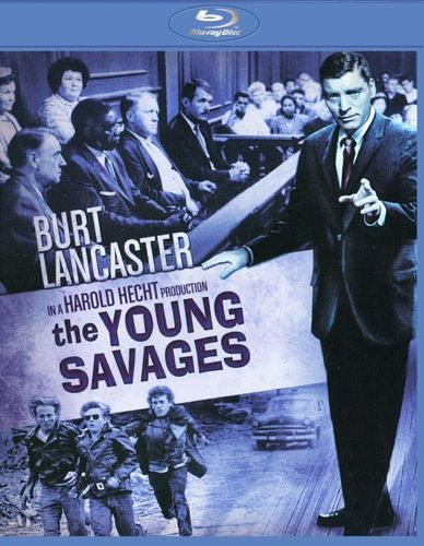 The Young Savages [Blu-ray] [1961] 25532846