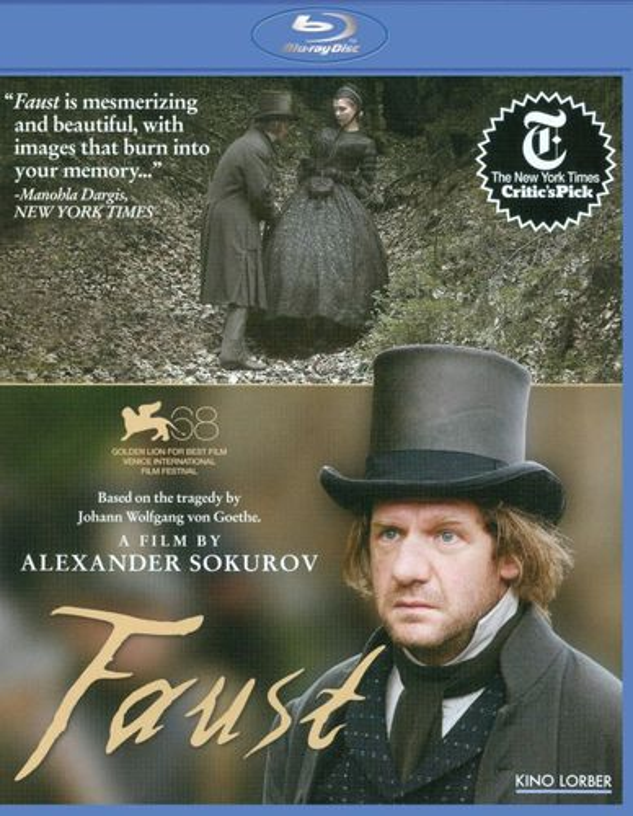 Faust [Blu-ray] [2011] 25532919