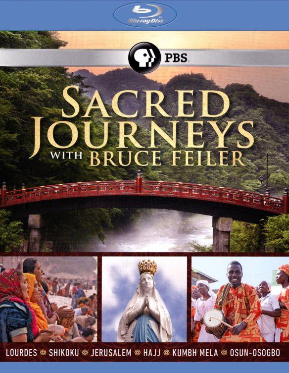 Sacred Journeys with Bruce Feiler [2 Discs] [Blu-ray] 25532973