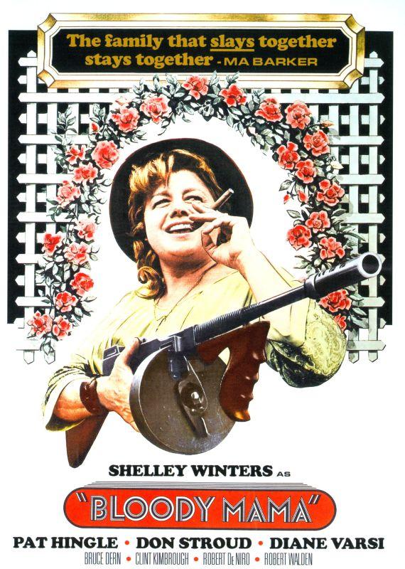 Bloody Mama [DVD] [1970] 25533159