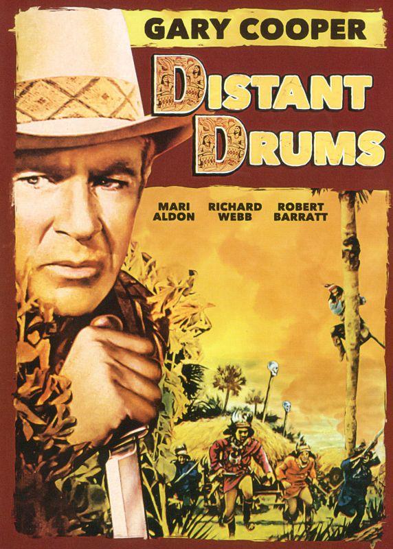 Distant Drums [DVD] [1951] 25533581
