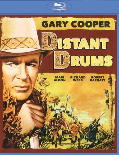 Distant Drums [Blu-ray] [1951] 25533609
