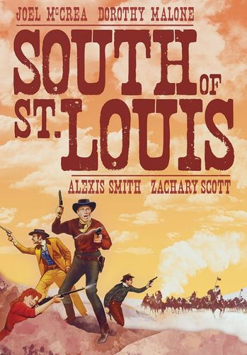 South of St. Louis [DVD] [1949] 25533618