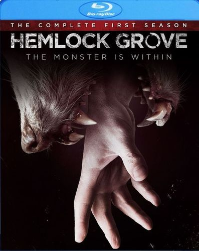 Hemlock Grove: The Complete First Season [3 Discs] [Blu-ray] 25536311