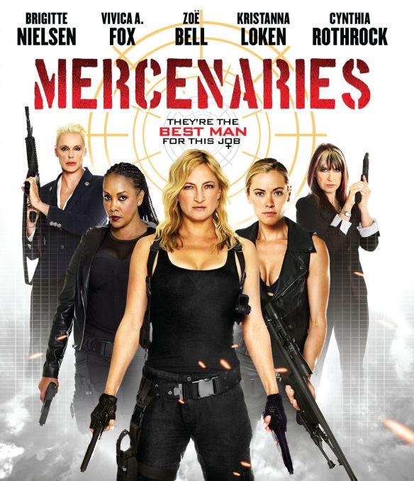 Mercenaries [Blu-ray] [2014] 25537301