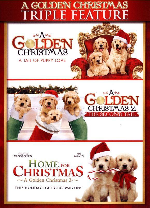 A Golden Christmas: Triple Feature [2 Discs] [DVD] 25537498