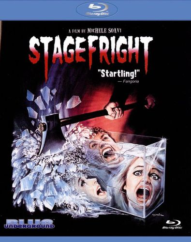 Stage Fright [Blu-ray] [1987] 25556379