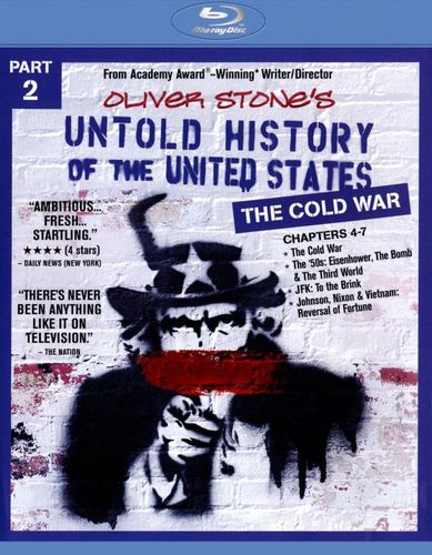 Untold History of the United States, Part 2: The Cold War [Blu-ray] 25557237